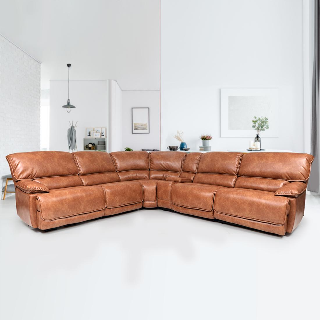5 Seater Recliner Sofa Online At Best