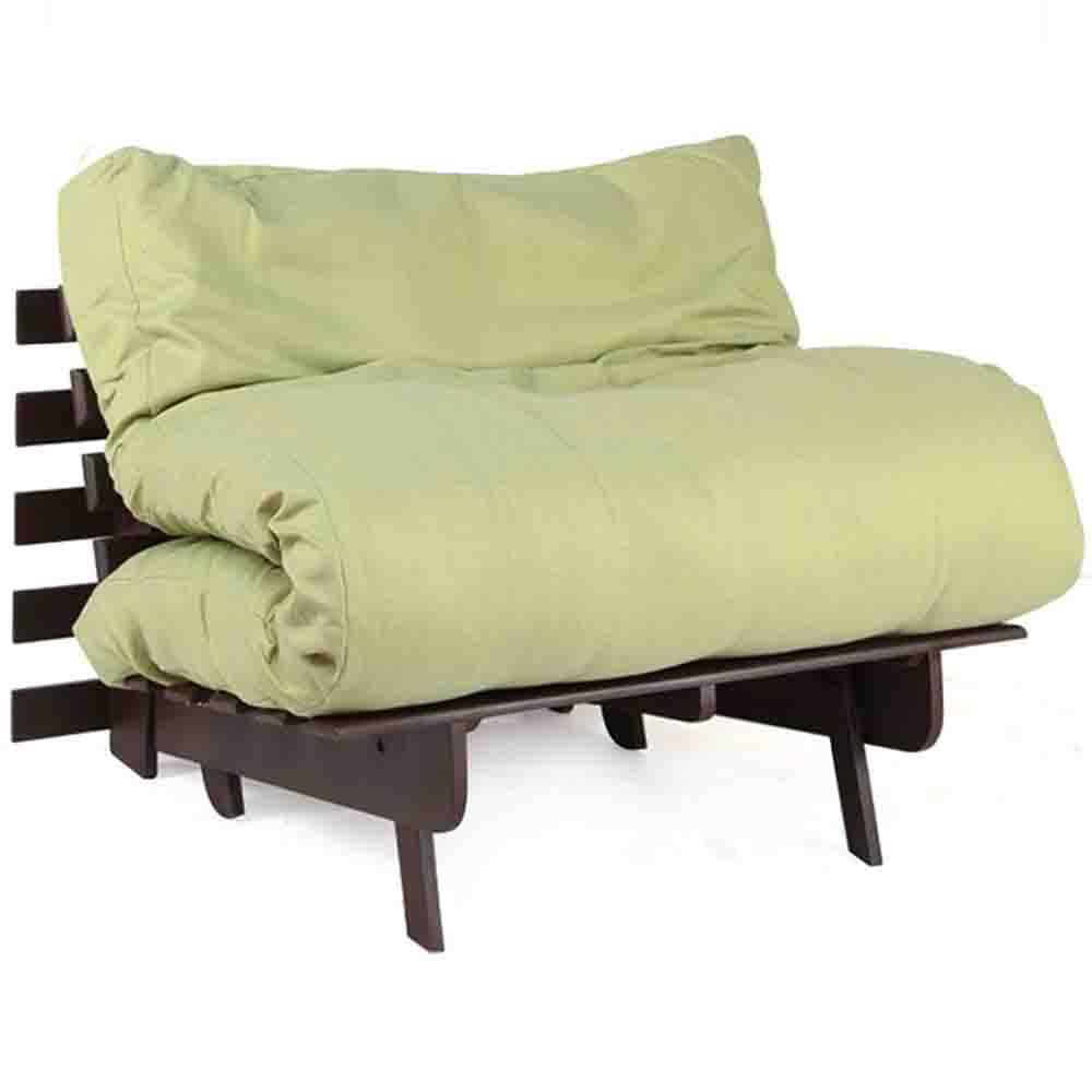 Single Futon Engineered Wood Sofa