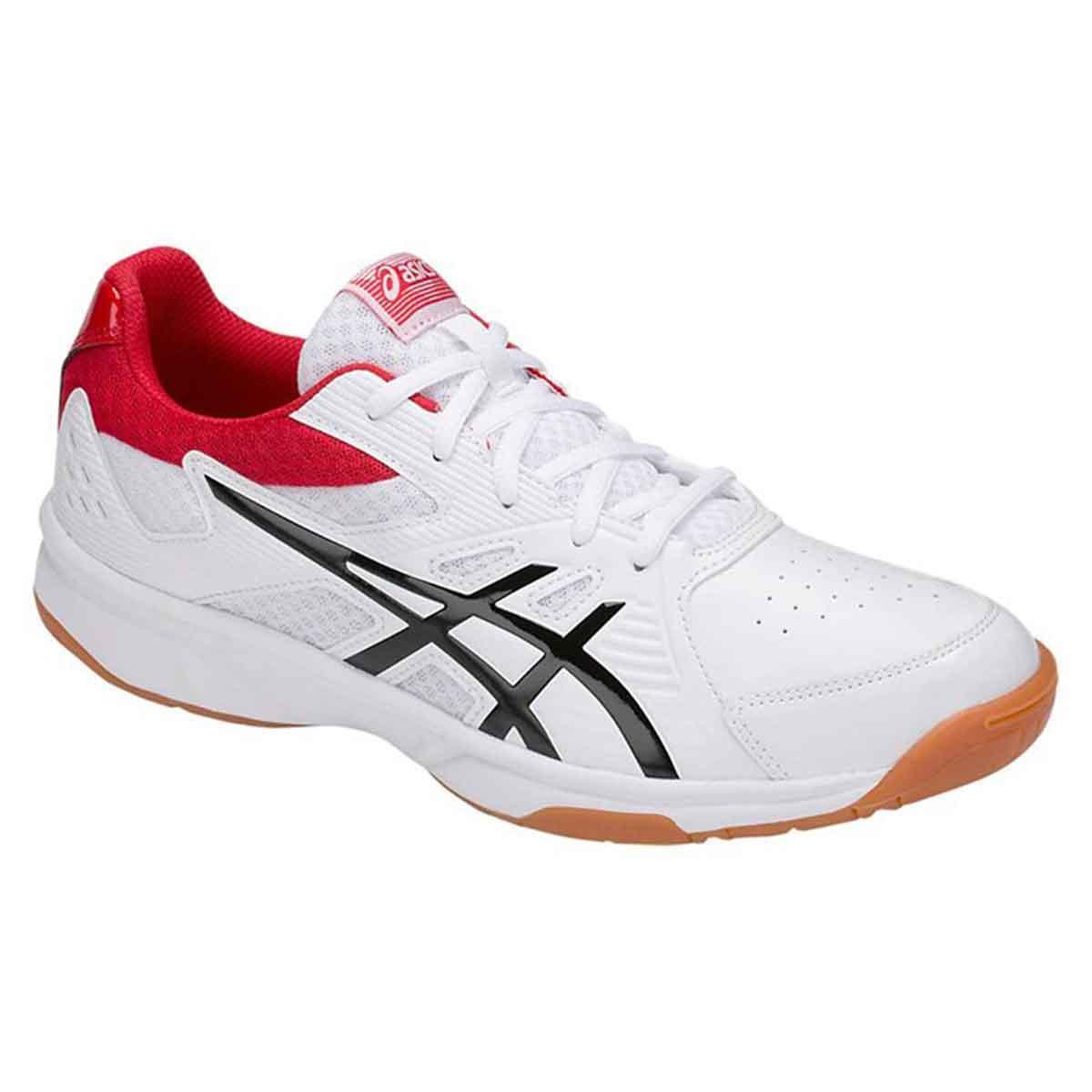Asics Court Break Indoor Court Shoes (White/Black)