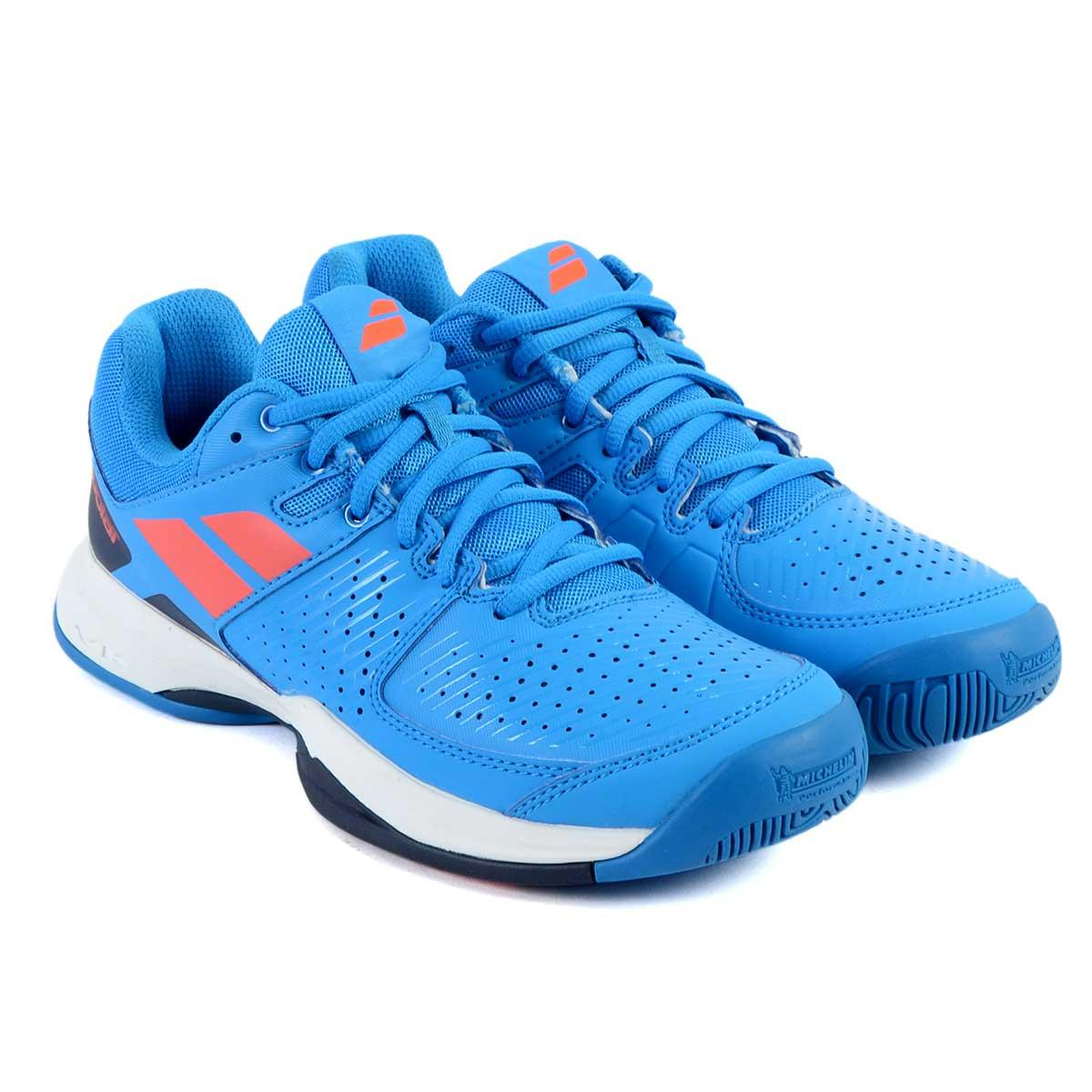 Buy Babolat Pulsion All Court Tennis Shoes Drive Blue Online