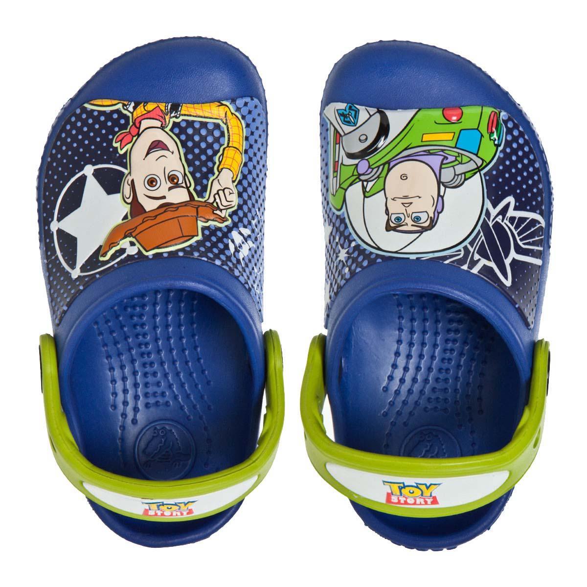 Crocs Cc Woody Amp Buzz Kids Clog Cerulean Blue Online At