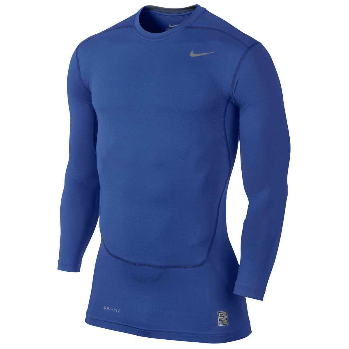 Buy Nike Pro Combat Long Sleeve Top Online India