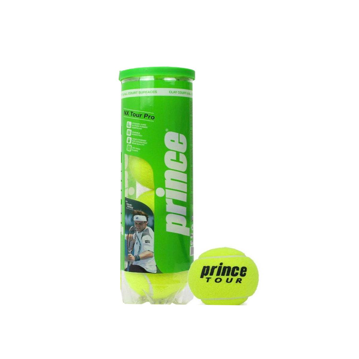 Buy Prince Tour Pro Tennis Ball Online In India