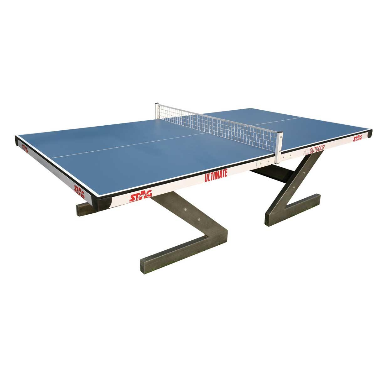 Buy Stag Ultimate Weather Proof Table Tennis Table Online