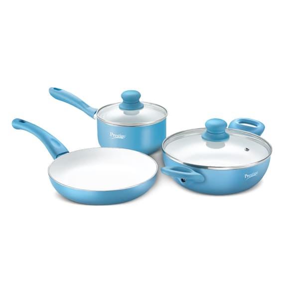 Luxe Ceramic Cookware