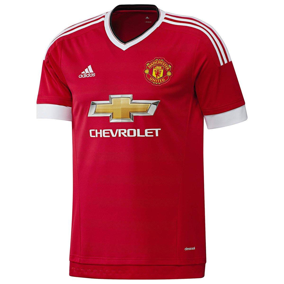 Prefijo Tipo delantero amor  Buy Adidas Manchester United Men's Home Jersey Online in India