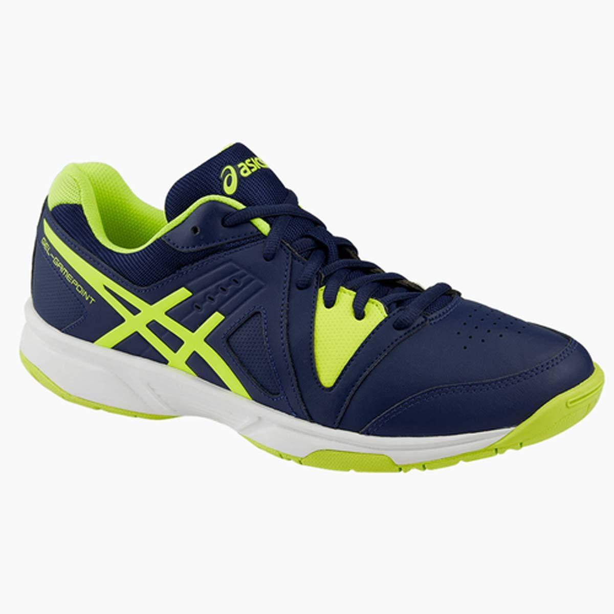 asics gel gamepoint tennis shoe