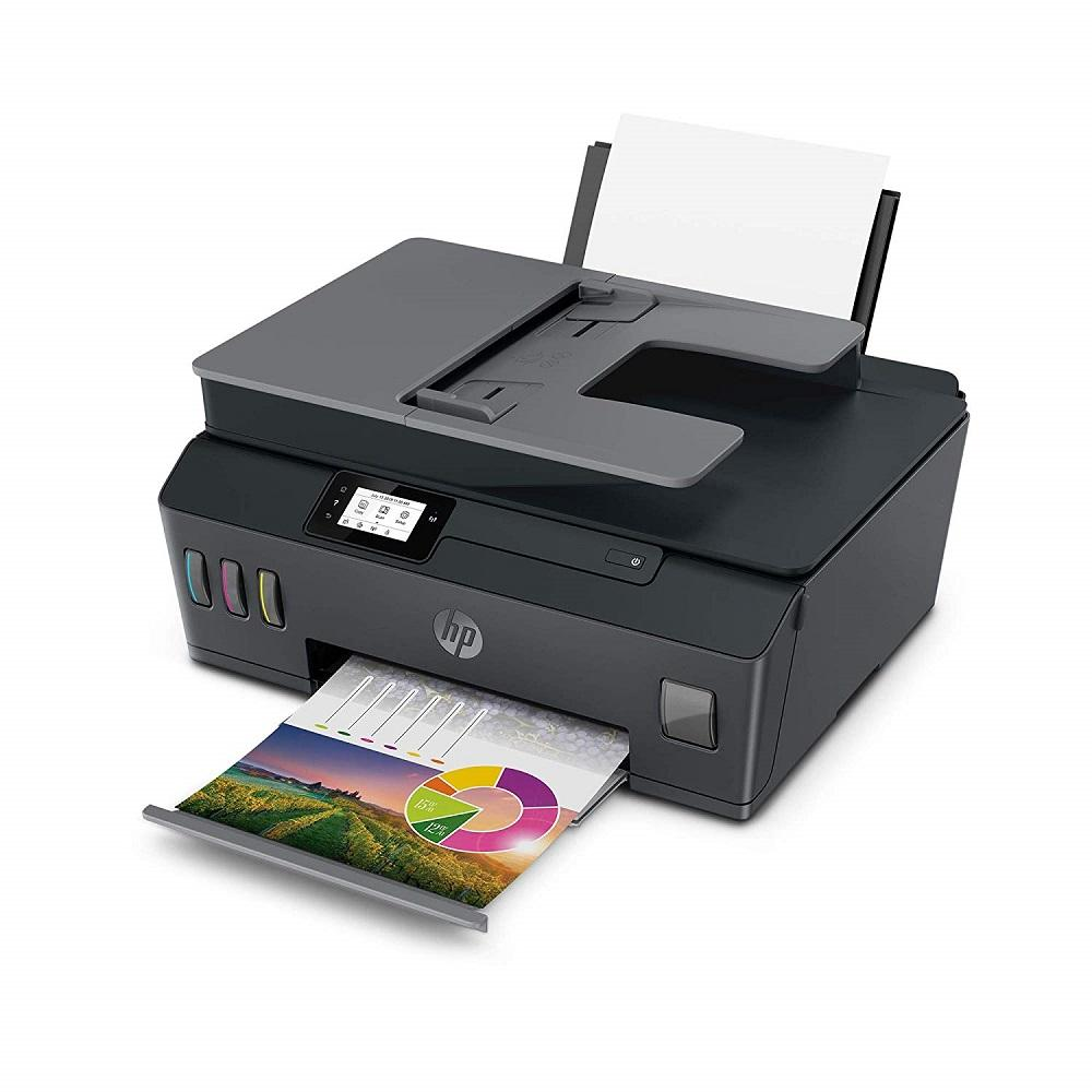 Hp Smart Tank 530 Wireless All In One Ink Tank Printer