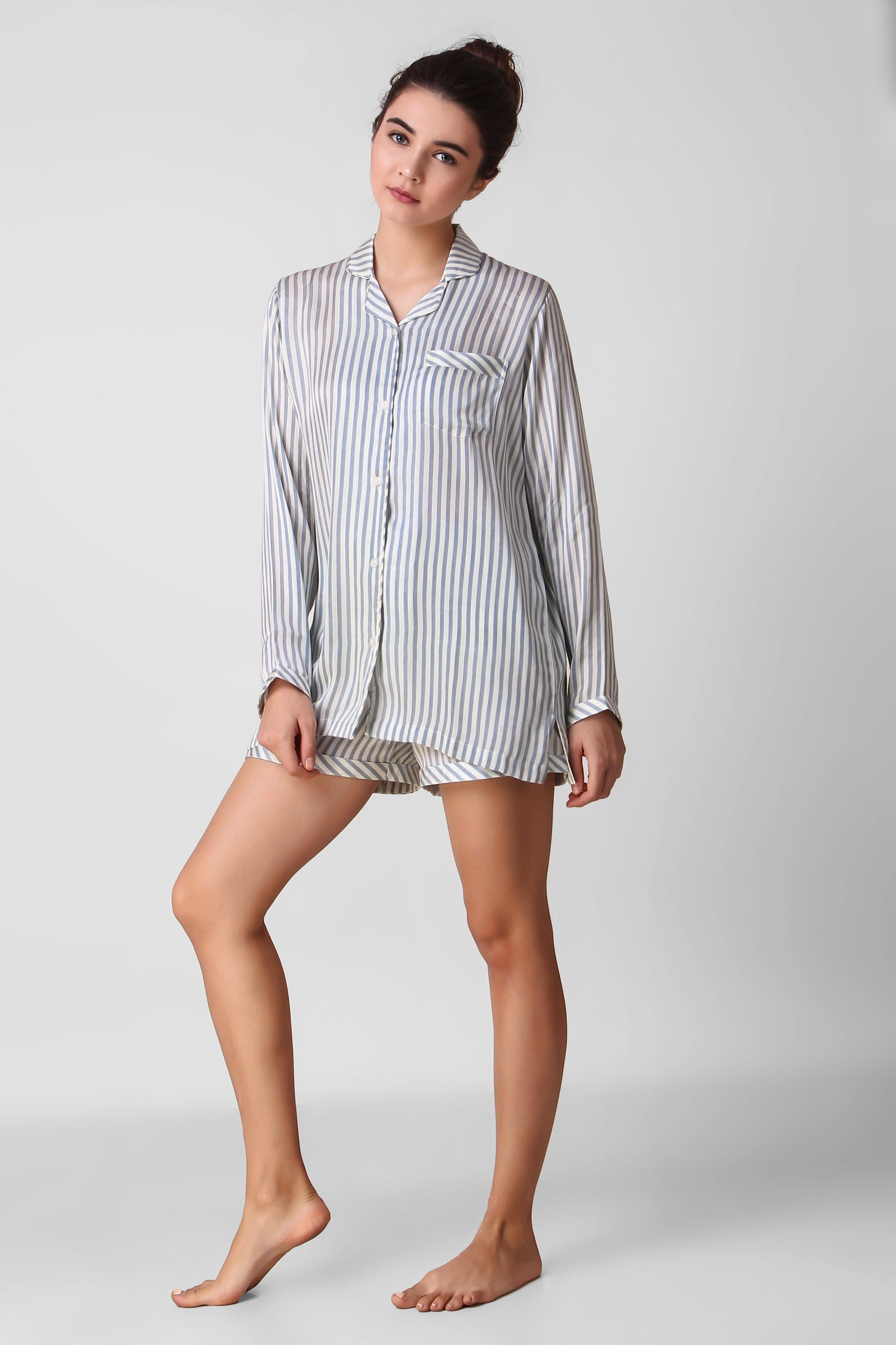 Home Night Suits Sleepwear With Shorts