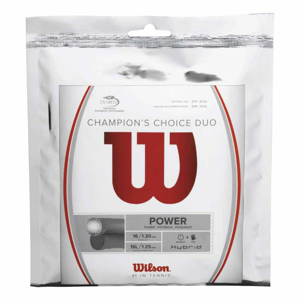 Buy Wilson Champions Choice Duo Tennis String Online India