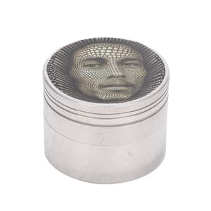 Che Jaali 4 Part Metal Herb Grinder-50 mm Online