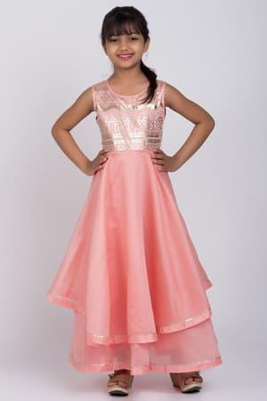 Girls Dresses Buy Indian Designer Dresses For Girls Online Biba,Long Sleeve Wedding Guest Dresses