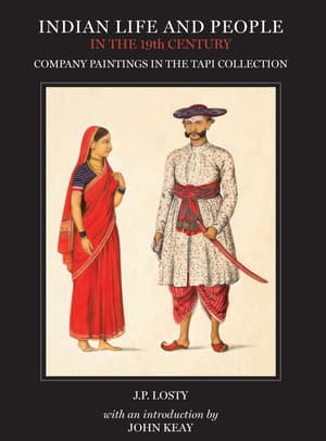 Books, Garden Vareli, Indian Life and People in the 19th Century Company Paintings in the Tapi Collection