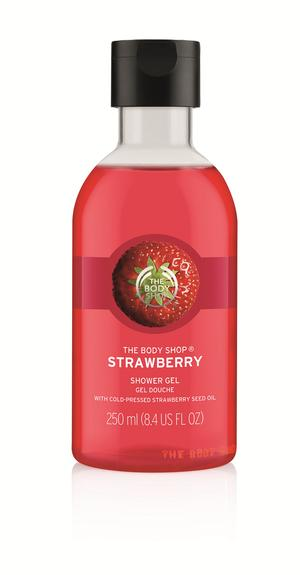 Body Cleansers, Bath & Body, Home, CORE - STRAWBERRY, Strawberry Shower Gel & Cream , Lather up in the bath or shower using hands or a bath lily. Rinse thoroughly.