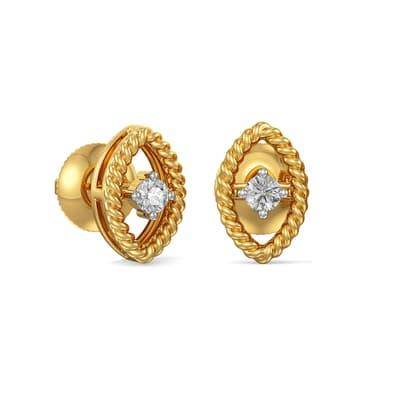 Earrings Diamond Earrings For Women From Joyalukkas Online India