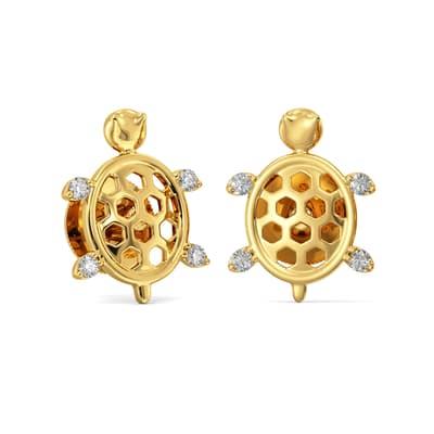 Buy Gold Earrings Online Today For Women Online Joyalukkas