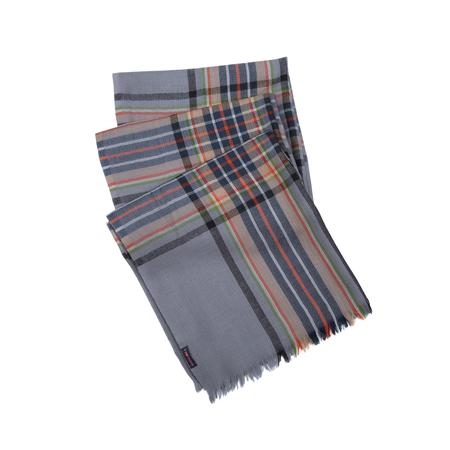 Trendy Tartans Grey Lohi Shawl