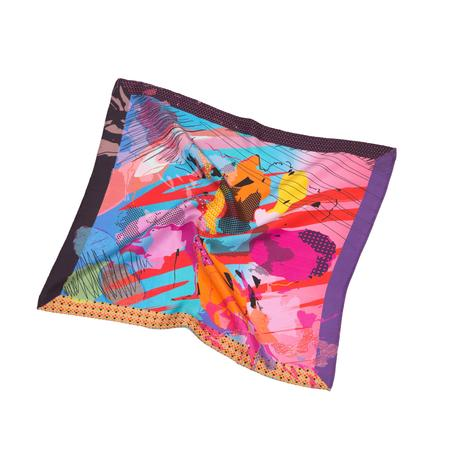 Digital Splash Pocket Square Pocket Square