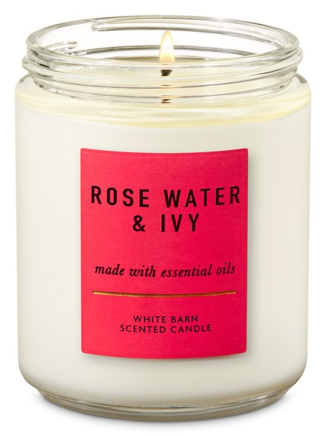 Single Wick Candles Sale Bath Body Works Indonesia Official Site