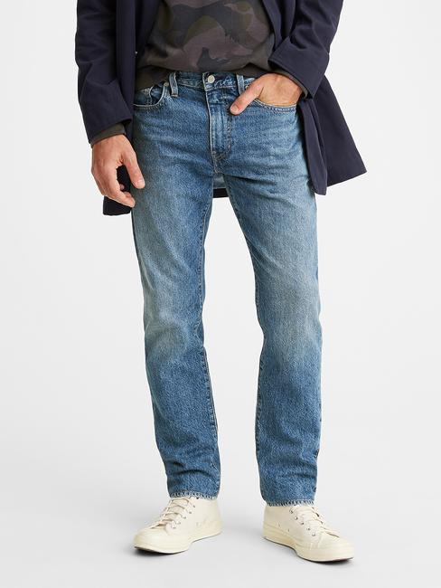 levi's® wellthread™  502 watermark indigo hemp