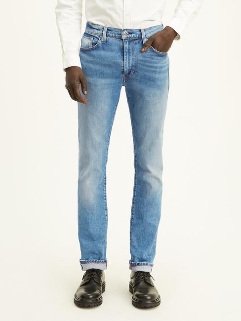 levi's® made & crafted® 511™ slim fit selvedge jeans