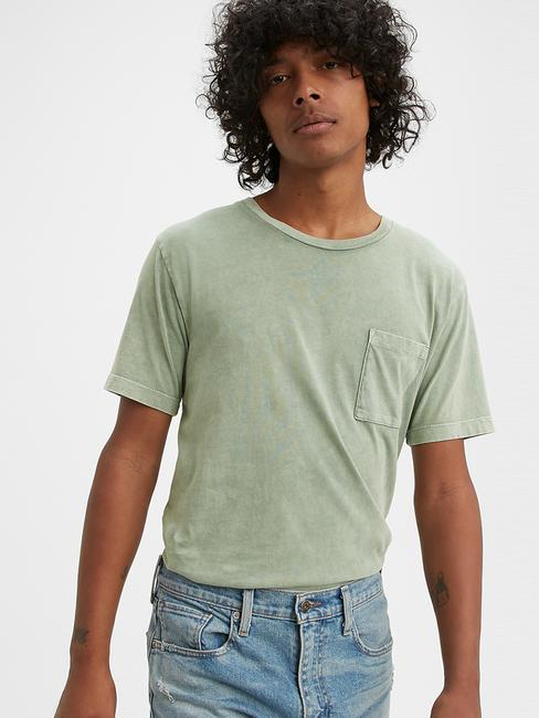 levi's® made & crafted® pocket tee shirt