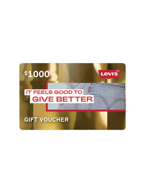 Levi's® $1000 Gift Card