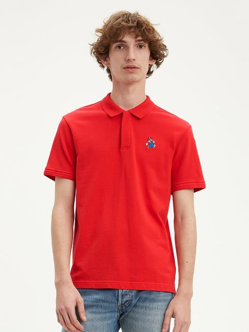 Levi's® X Super Mario™ Authentic Logo Polo