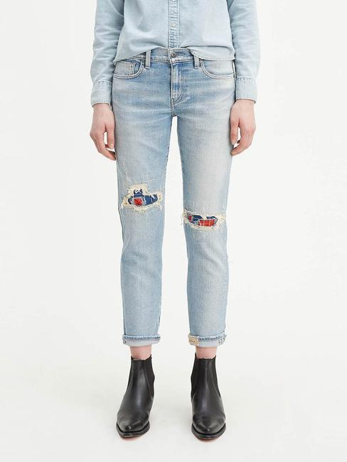 levi's® made & crafted® made in japan boyfriend jeans