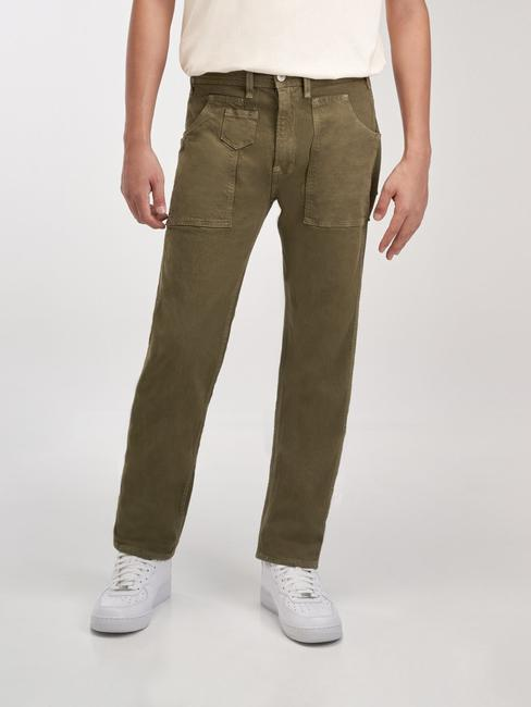 levi's® red men's 505™ regular utility pants