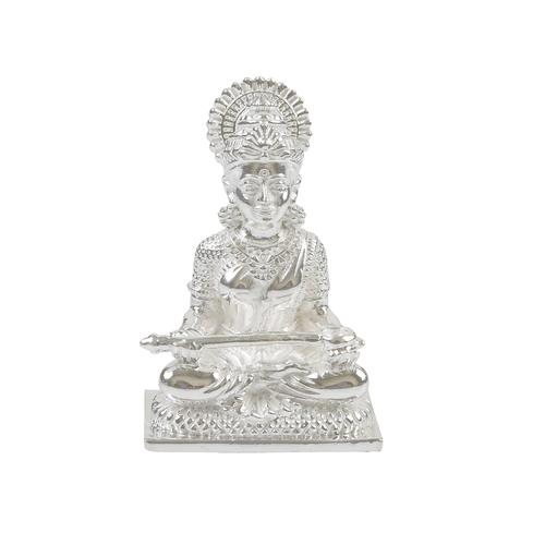 Exclusive Silver Idols And Figurines Items Pn Gadgil Jewellers