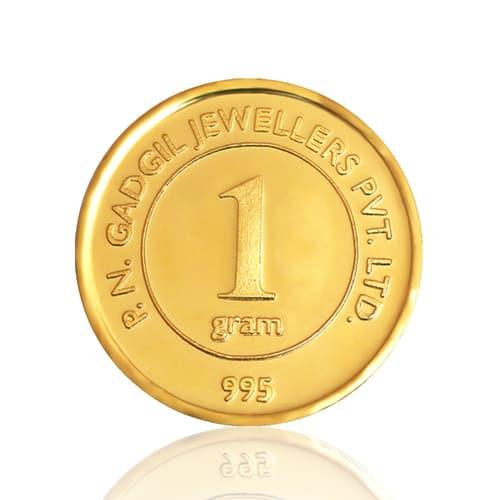 1 Gram Gold Coins Design Online At