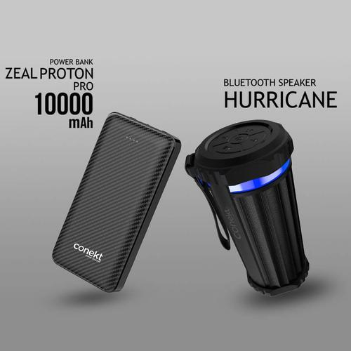 speaker and power bank combo