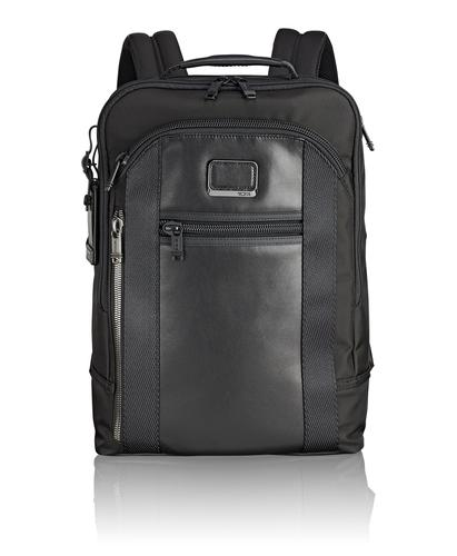 TUMI Singapore Black Davis Backpack