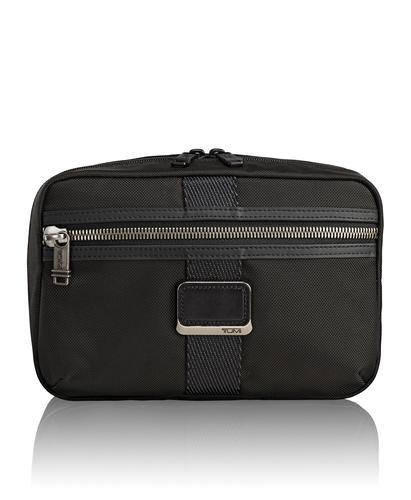 TUMI Singapore Black Reno Kit
