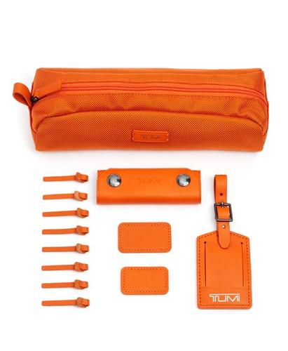 TUMI Singapore Orange Accents Kit