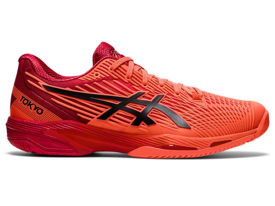 Men SOLUTION SPEED FF 2 TOKYO   RED   ASICS Malaysia Official