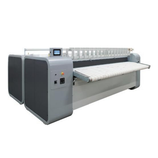 Unimac Flatwork Ironer ACL800-2500-2-Roll