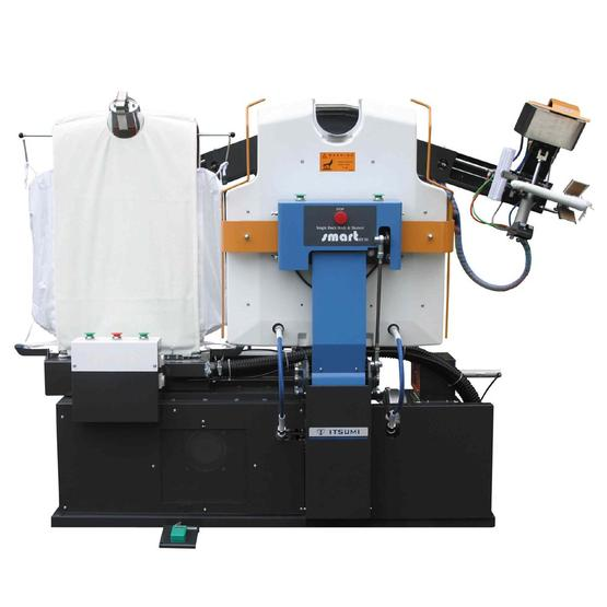 Itsumi BT150 Single Buck Shirt Finishing Unit