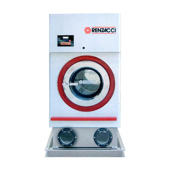 Renzacci 10 Kgs PERC SOLVENT DRYCLEANING MACHINES 2 TANK