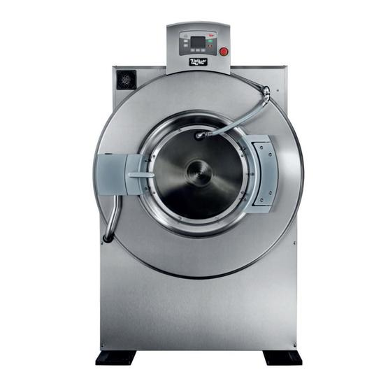 Unimac UWL105 Unilinc Control High-Performance high-spin hardmount washer extractor