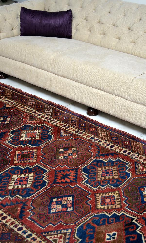Antique Tribal Rugs Kyrgyzcc
