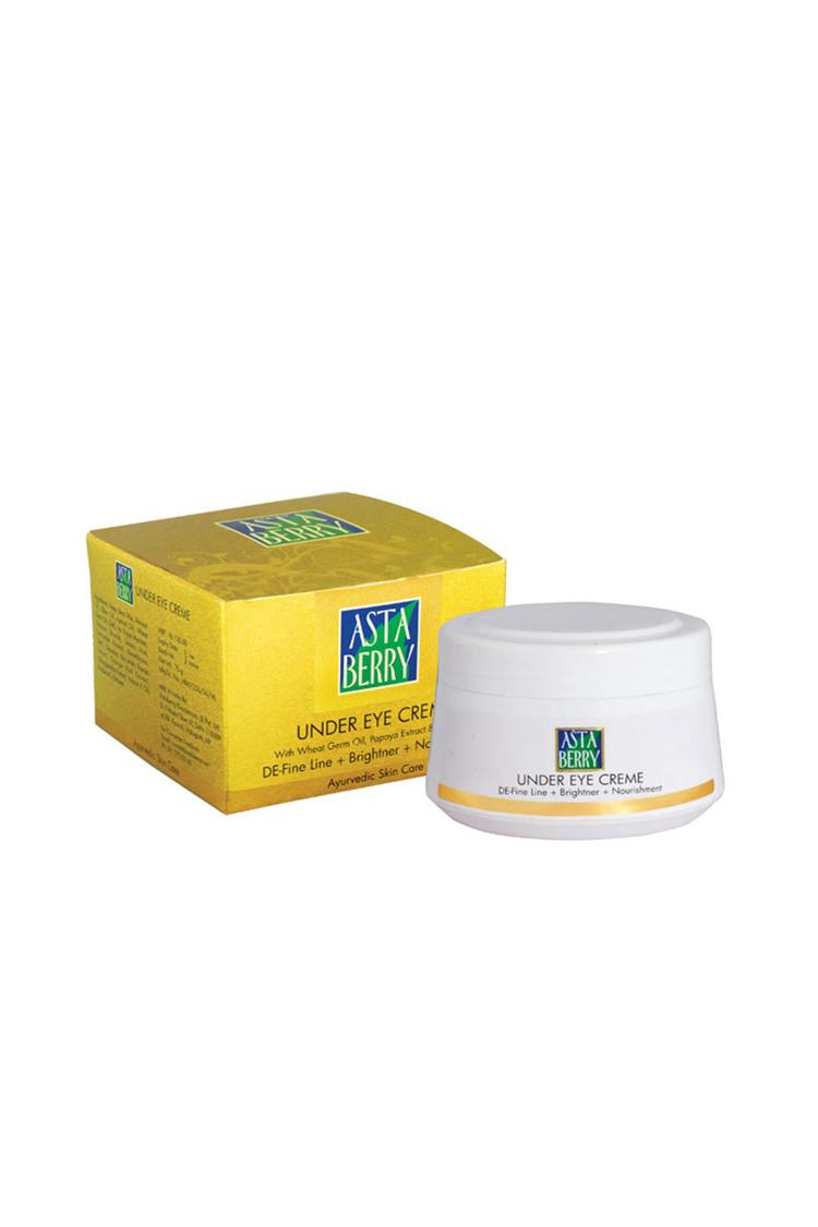 Astaberry Under Eye Creme 25Gm