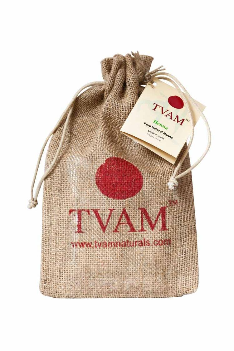 Tvam Henna Pure Natural Henna 100Gm