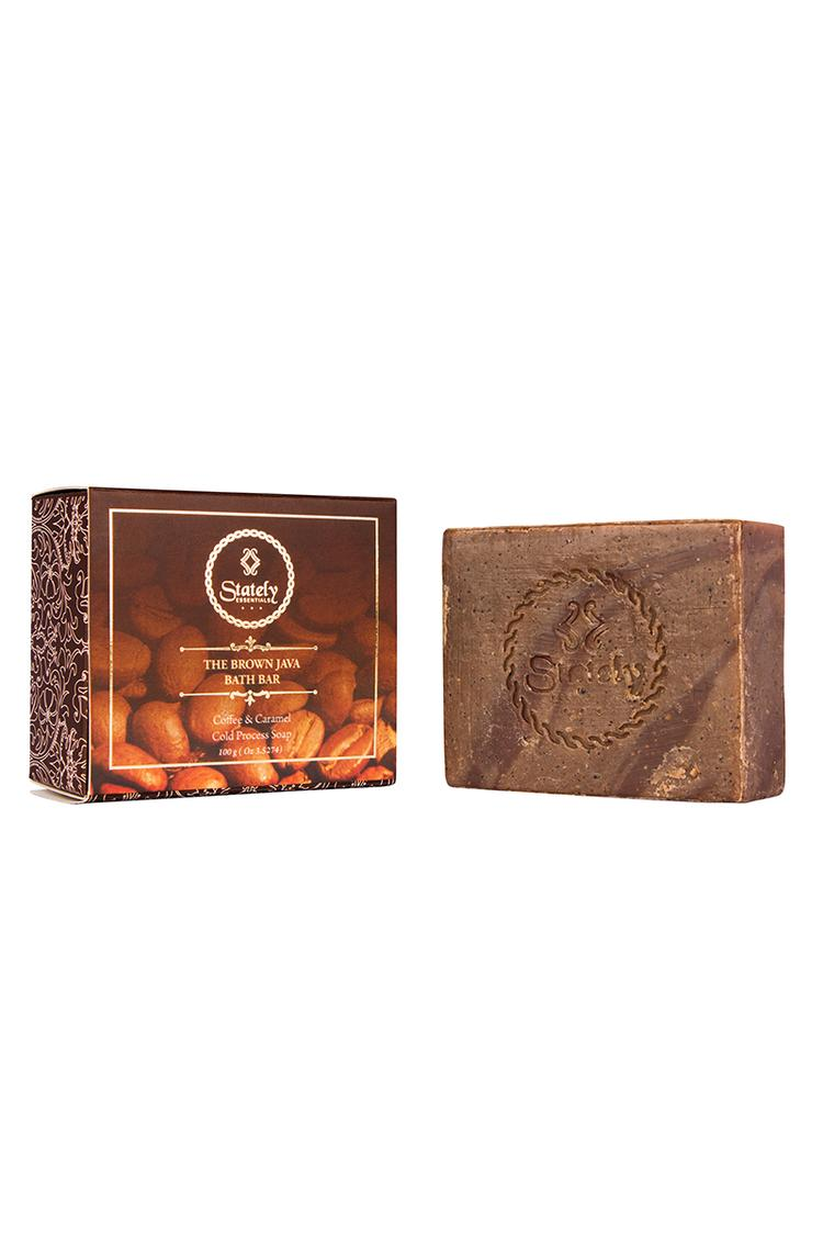 Stately Essentials The Brown Jawa Soap