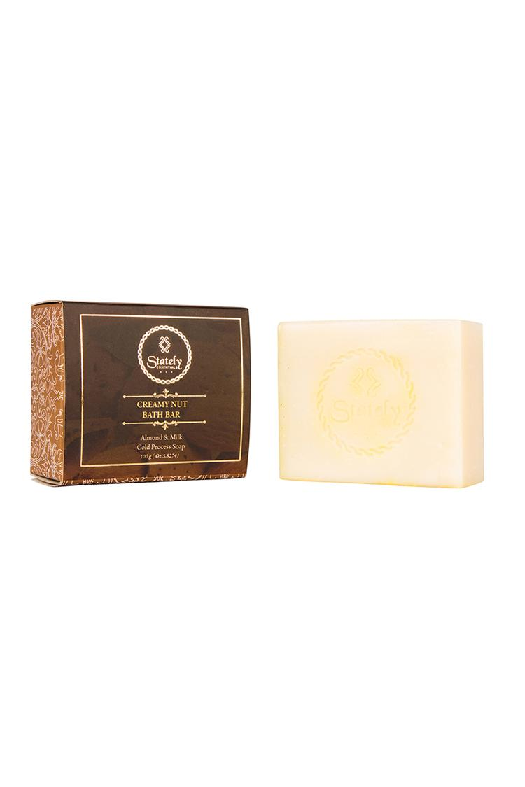 Stately Essentials Creamy Nut Soap