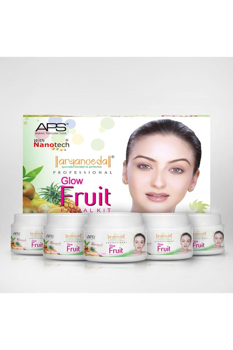 Aryanveda Glow Fruit Exfloiation Kit