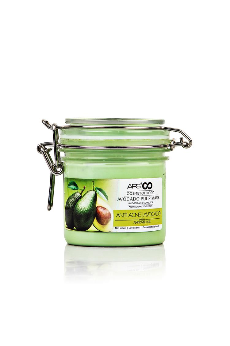 Cosmetofood Avocado Pulp Mask 50ml