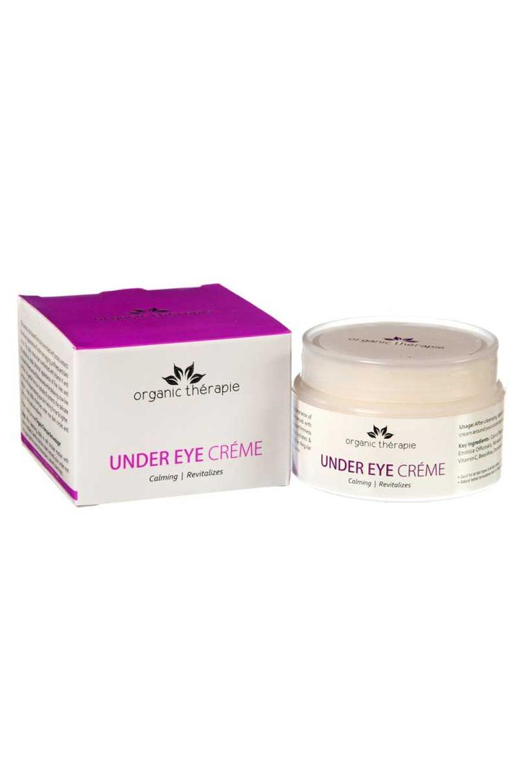 Sattvik Under Eye Creme 50Gm