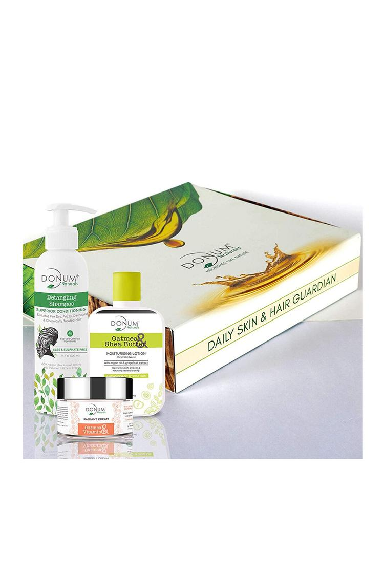 Donum Naturals Daily Skin & Hair Nourishment Kit